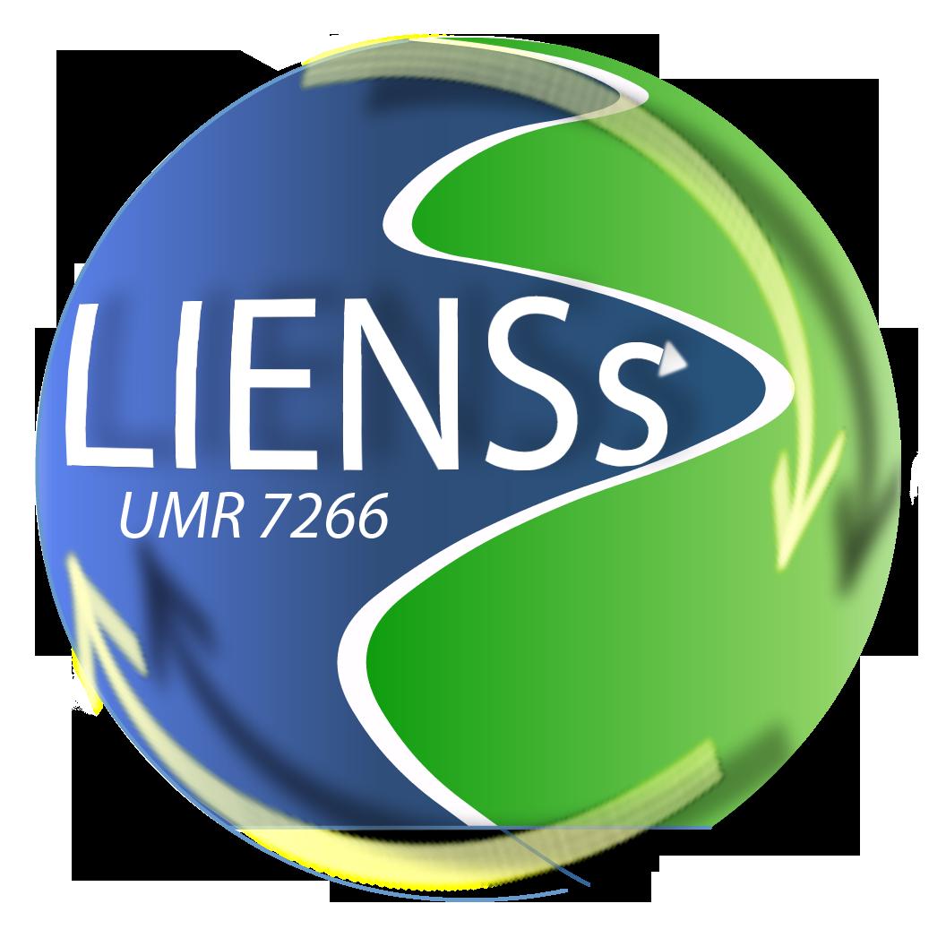 logo laboratoire LIENSs, (LIttoral Environnement et Sociétés)