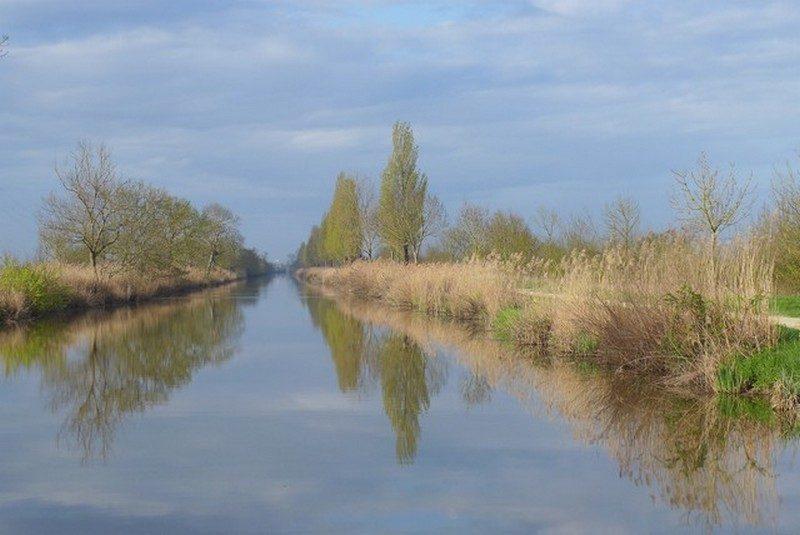 canal à Marennes